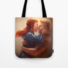 Alistair and Warden - Welcome Home Tote Bag