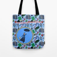 What's In Your Bag Mary … Tote Bag