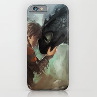 Hiccup & Toothless iPhone 6 Slim Case