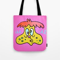 DUMBY DUED Tote Bag