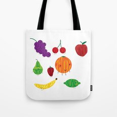 Fruits of the Spirit Tote Bag