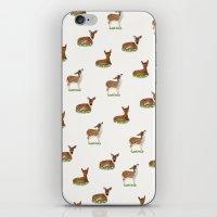 Deer Print iPhone & iPod Skin