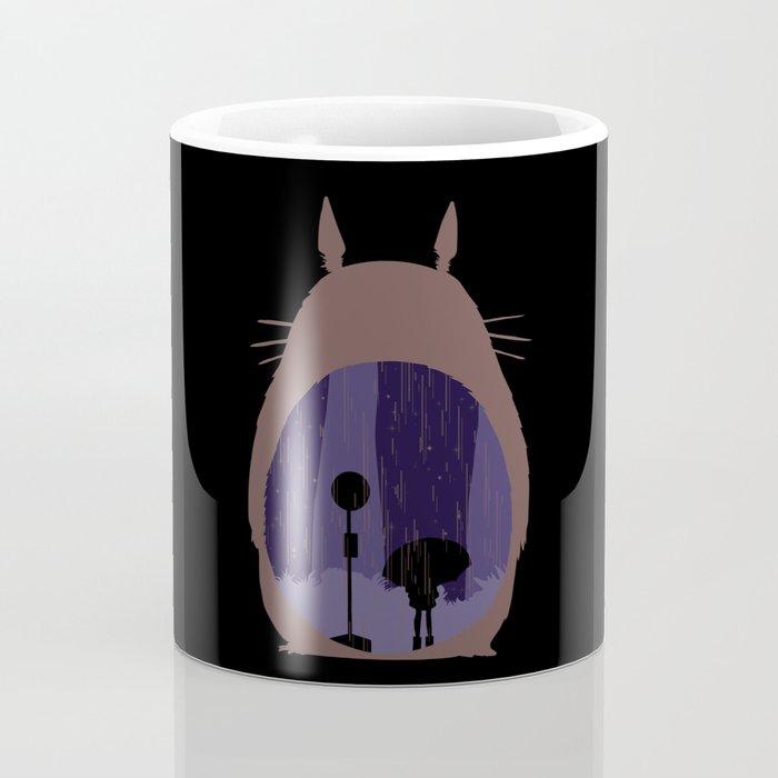 Rainy Day (totoro) Mug by BomDesignz | Society6