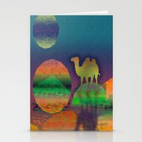 Pop Camel Stationery Cards