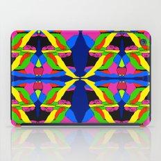 Boxed Gymnast iPad Case