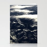 Topographics 2 Stationery Cards