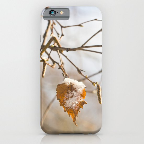 Winter wonders iPhone & iPod Case