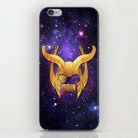 Odin - the Ruler iPhone & iPod Skin