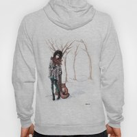 Woodland Frost Hoody