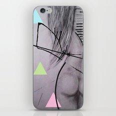 Border iPhone & iPod Skin