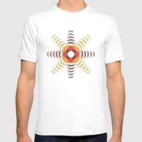 Good Vibratons [Sage] Mens Fitted Tee White SMALL