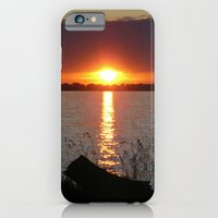 iPhone & iPod Case featuring Sunset Brilliance by Chaos Gate Designs