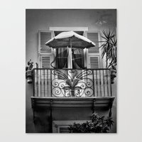 Little Paradise Canvas Print
