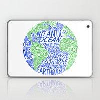 Oceanography Laptop & iPad Skin