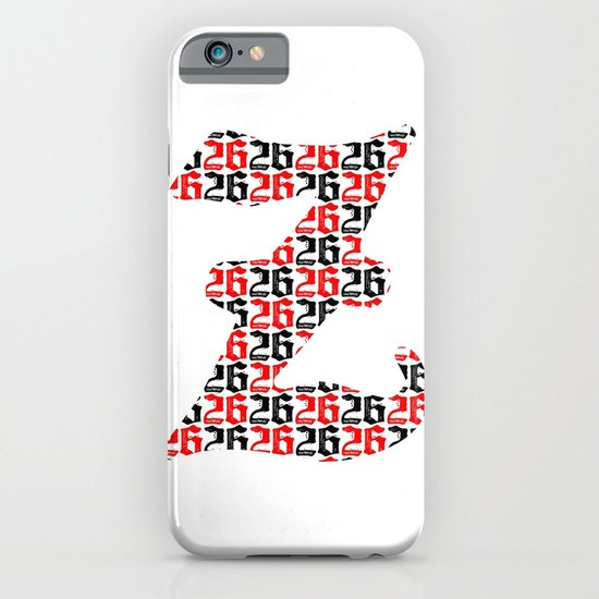 The 26th Letter iPhone & iPod Case