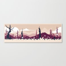 Metal Gear Solid 3 - The Title of Boss Canvas Print