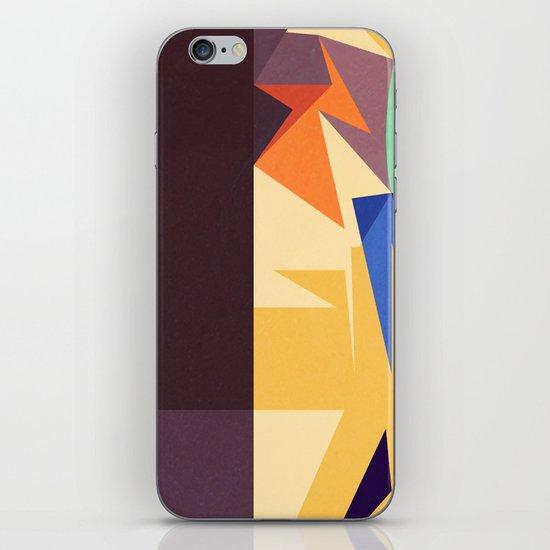 Ismael iPhone & iPod Skin