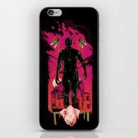 I Am Rubber iPhone & iPod Skin