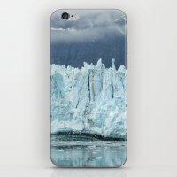 The Marjorie Glacier.  iPhone & iPod Skin