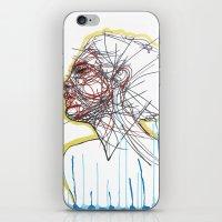 Sleep And A Forgetting iPhone & iPod Skin