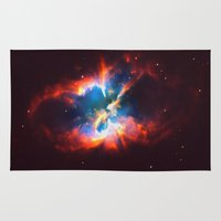 Space Confusion Rug