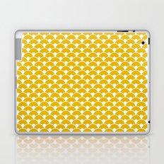 Dragon Scales Mustard Laptop & iPad Skin
