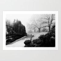 Winters Tale Art Print