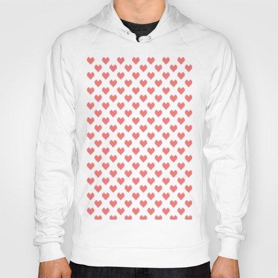 Pixel Hearts Hoody