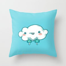 Thunderpants Throw Pillow