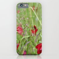 iPhone & iPod Case featuring Red by Philippa Williams