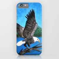 Bald Eagle  2 iPhone 6 Slim Case