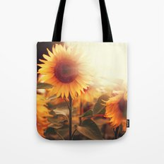 Sunflower. Tote Bag