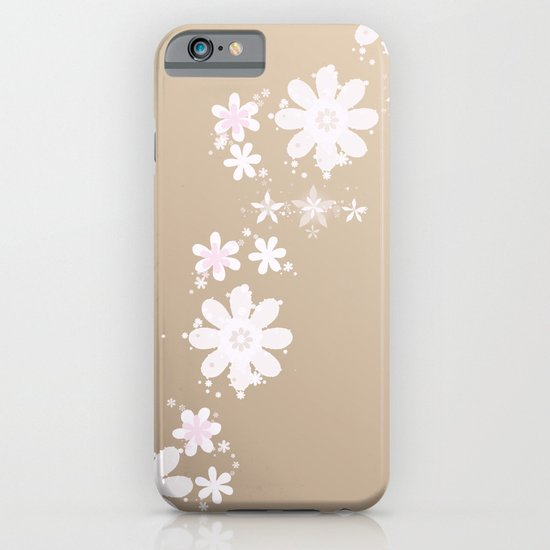 FLOWER RAIN iPhone & iPod Case