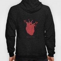 Hearts Are Gross Hoody
