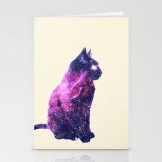 Whimsical Purple Nebula … Stationery Cards