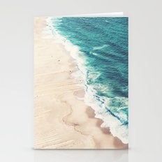 Beach Nazare Stationery Cards