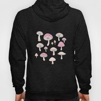 Mushrooms And Toadstools Hoody