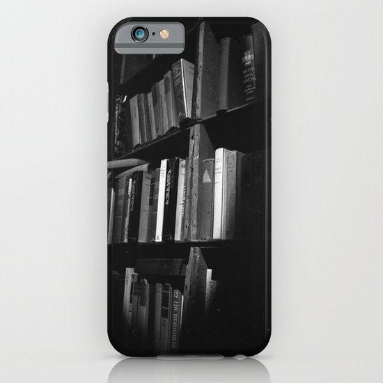 Book Case iPhone & iPod Case