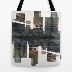 Landscapes c3 (35mm Double Exposure) Tote Bag