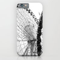 At The Fair: Round And R… iPhone 6 Slim Case