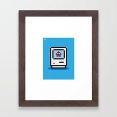 iMec Framed Art Print
