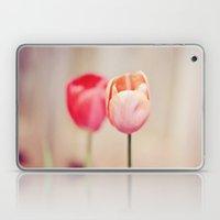 Pair of Tulips Laptop & iPad Skin