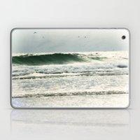 the sea in my memory Laptop & iPad Skin