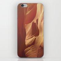Antelope Canyon 2 iPhone & iPod Skin