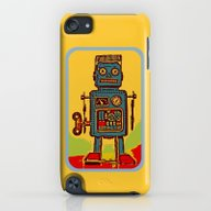 Robot III iPod touch Slim Case