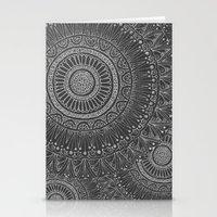 Mandala Tiled Stationery Cards