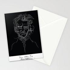 edgarBlack Stationery Cards