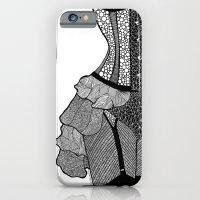 La Femme 02 iPhone 6 Slim Case