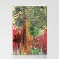 Mighty Tree Stationery Cards