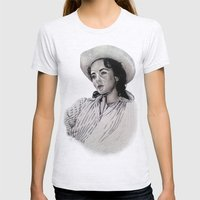 elizabeth taylor Womens Fitted Tee Ash Grey SMALL